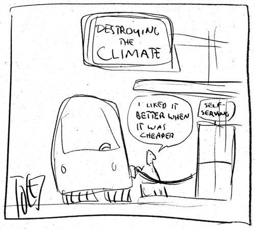 Climatedisgruntlement