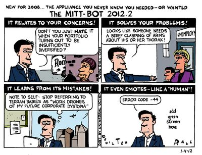 The mitt-bot