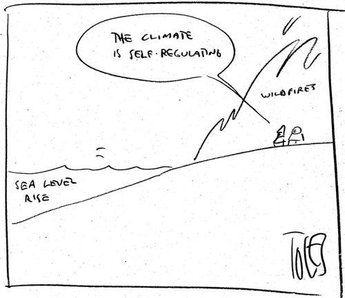 Selfregulatingclimate