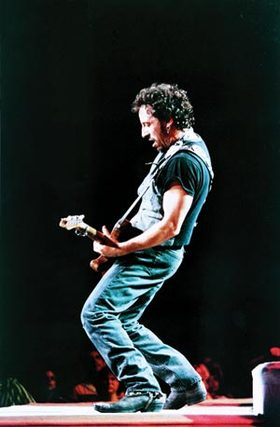 Bruce Springsteen: Radio Nowhere