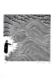 Cnut_woodcut_by_stanley_donwood_4