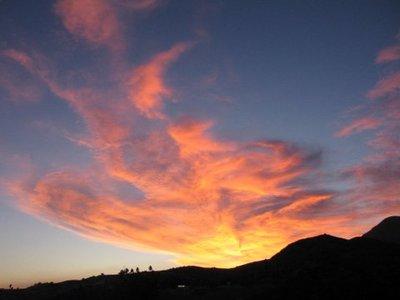 July_sunset